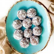 Mocha Almond Balls
