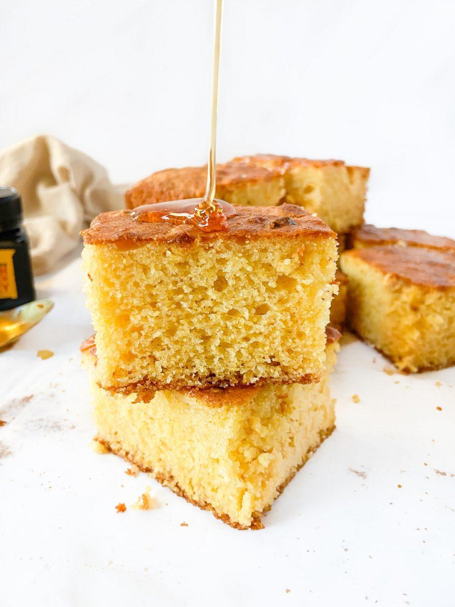 easy honey cornbread