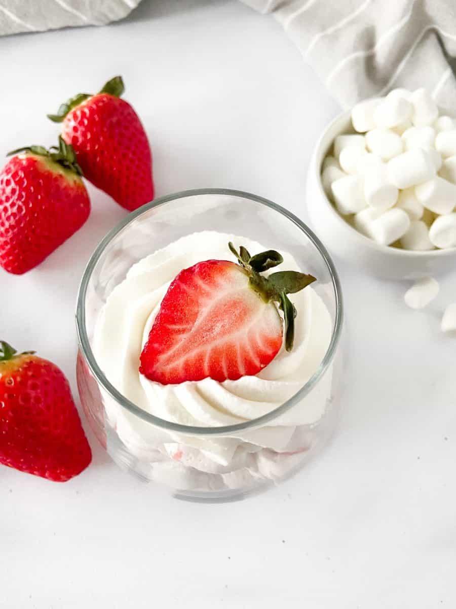 Strawberry Cheesecake Fluff Recipe