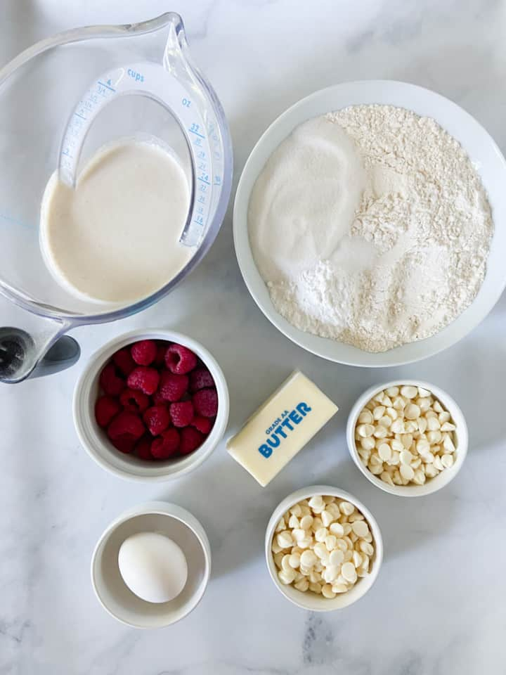 The ingredients that you need for this recipe.
